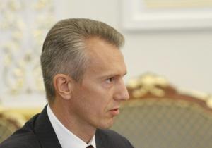 Хорошковский назвал борьбу с терроризмом одним из приоритетов политики
