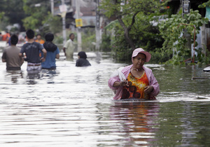 Бангкок оказался под угрозой затопления