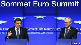 Лідери єврозони домовилися списати Греції 50% боргів