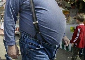 Эксперт: Более половины украинцев страдают от избыточного веса