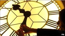 В Британии предлагают зимой переводить часы вперед