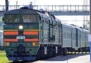 РЖД отменила 10 поездов из-за перехода Украины на зимнее время