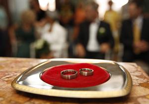 В Киеве стартует флешмоб за сохранение брака