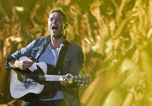 Новый альбом Coldplay возглавил британский хит-парад