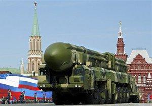Росія успішно випробувала балістичну ракету Тополь