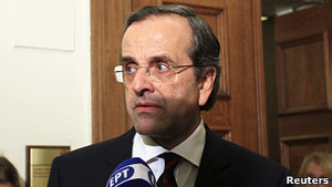 Лідер опозиції в Греції назвав прем'єра небезпечним і вимагає його відставки