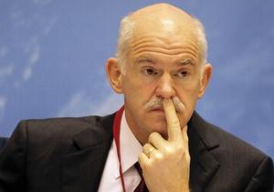 Грецькі міністри подали у відставку