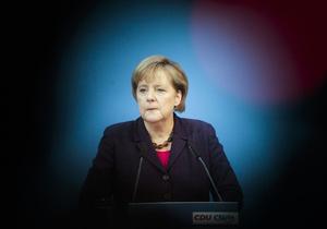 Меркель: Европа переживает тяжелейшие времена с момента окончания Второй мировой войны