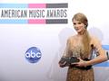Триумфатором American Music Awards стала Тейлор Свифт