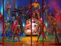 Фотогалерея: Цирк приехал. В Киеве состоялась премьера шоу Saltimbanco от Cirque du Soleil