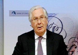 Глава Британського банку: Єврозона може не витримати