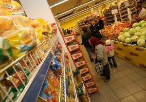 Кабмин Украины ужесточил контроль продуктов питания