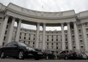 В МИД надеются на парафирование Соглашения об ассоциации с ЕС в январе 2012 года