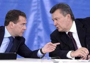 Кремль: Встречи Медведева и Януковича не будет