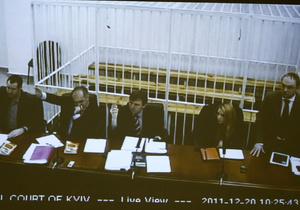 Суд перешел к рассмотрению апелляции Тимошенко по существу