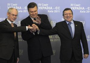 Фотогалерея: От ворот поворот. Киевский саммит Украина-ЕС отсрочил подписание Соглашения об ассоциации