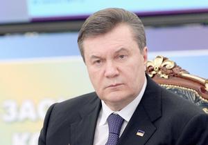 Янукович: Кадровые перестановки будут. Когда придет время