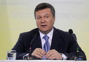 Янукович о деле Тимошенко: Я сделал все, что мог