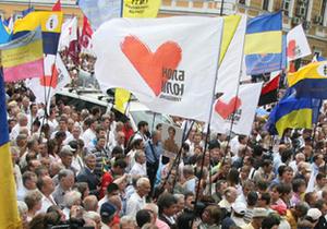 Ъ: Оппозиция согласовала план действий на будущих выборах