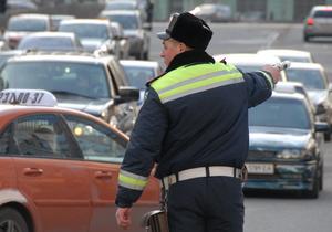 Гаишников оденут в кожаные куртки по 4600 грн за штуку