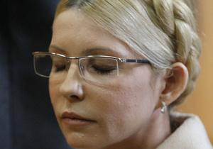 Тимошенко: Я жива в этой могиле