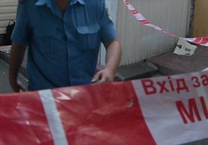 В Запорожье неизвестный ограбил ювелирный магазин