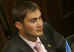 Сын Януковича избран членом президиума автомобильной федерации