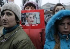 Шкиль не уверен, что после решения Европейского суда Тимошенко освободят