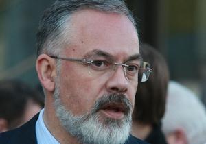 Табачник готов покинуть кресло министра и вернуться в парламент