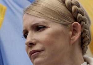 В Пенитенциарной службе опровергли информацию о скором этапировании Тимошенко
