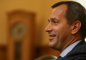 Партия регионов определилась с руководителем избирательного штаба