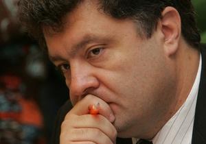 Порошенко заявил, что у него нет президентских амбиций