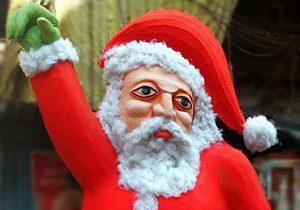 Милиция предупреждает, что в Одессе под видом Дедов Морозов орудуют злоумышленники