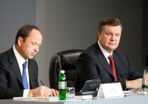 СМИ сообщили о срыве переговоров по объединению Партии регионов и Сильной Украины