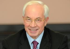Азаров насчитал 10 млн кв. м жилья, которые были введены в эксплуатацию в этом году