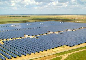 У Криму побудували найбільшу сонячну електростанцію в світі