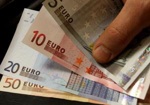 Курс евро за 10 дней