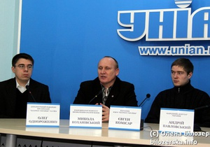 Патриот Украины угрожает сорвать Евро-2012