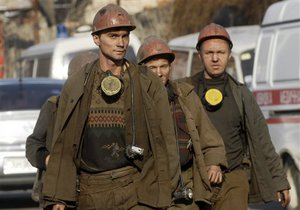 DW: На украинских шахтах растет уровень смертности