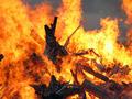 В Харьковской области в результате пожара погибли четверо детей