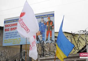 Начальник колонии, в которой сидит Тимошенко, рассказал о распорядке дня и меню