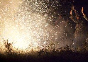 В Запорожской области дети пострадали от новогоднего фейерверка