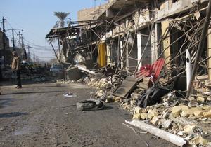 Серия терактов в Ираке: число жертв достигло 60 человек