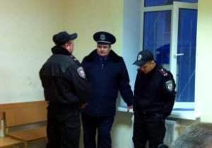 Суд над Луценко: бойцы Грифона принудительно удалили депутатов, назвавших судей подонками