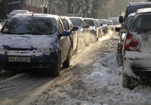 Попов дождался испытаний снегоуборочной техники