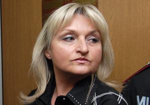 Жена Луценко объяснила, почему экс-министра МВД не привезли в суд из СИЗО