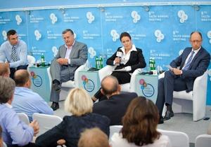 Оппозиция договорилась сформировать единый список по мажоритарным округам на выборах-2012