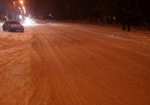 В Запорожской области около 300 автомобилей оказались в снежной ловушке