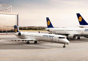Самолет с украинцами, следовавший в Киев, не смог сесть в Борисполе и вернулся в Германию