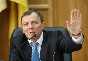 Мэр Ужгорода вступил в Партию регионов